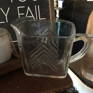1930 small pitcher